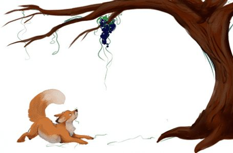 Contoh-Story-Telling-The-Fox-and-the-Grapes