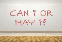 """Perbedaan, Penggunaan, Contoh """"Can Dan May"""" Dalam Kalimat Bahasa Inggris"""