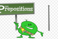 """Pengertian, Macam Dan Contoh """"Preposition"""" Dalam Kalimat Bahasa Inggris"""