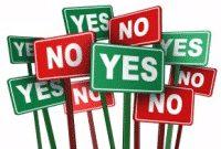 "Pengertian, Bentuk, Rumus ""Yes/No Question"" Beserta Contoh Lengkap"