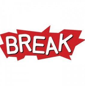 """Penggunaan Dan Contoh Phrasal Verb """"BREAK"""" Dalam Bahasa Inggris"""