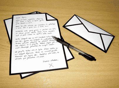 5 Contoh Surat Tidak Resmi Dalam Bahasa Inggris Beserta Artinya