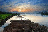 """Contoh Cerita Rakyat """"Danau Situ Bagendit"""" Dalam Bahasa Inggris Dan Artinya"""