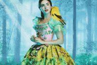 Narrative Text : Cerita 'Putri Rose Dan Burung Emas' Dalam Bahasa Inggris