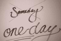 """Perbedaan Dan Contoh """"Oneday vs Someday"""" Dalam Bahasa Inggris"""