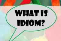 Kumpulan Idiom Bagian Tubuh Dalam Bahasa Inggris Beserta Contoh Kalimat