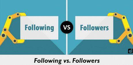"""""""Follower vs Following"""" : Perbedaan Dan Penjelasan Lengkapnya"""