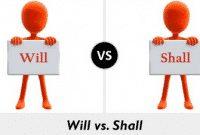 """Perbedaan """"Shall vs Will"""" Dalam Bahasa Inggris Beserta Contohnya"""