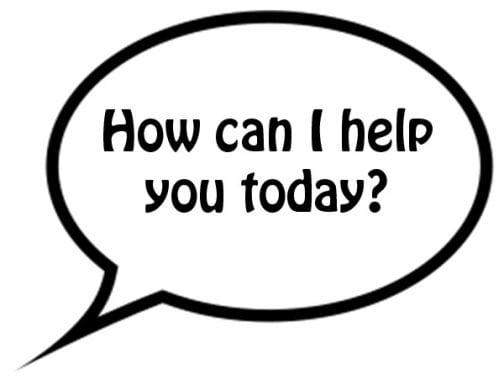 Penjelasan 'Can I help you' Dalam Bahasa Inggris Dan Contohnya