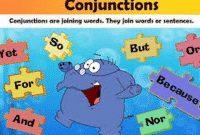Pengertian Conjunction 'Place' Dan Macamnya