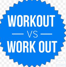 """Perbedaan """"Workout vs Work out"""" Dalam Bahasa Inggris Dan Artinya"""